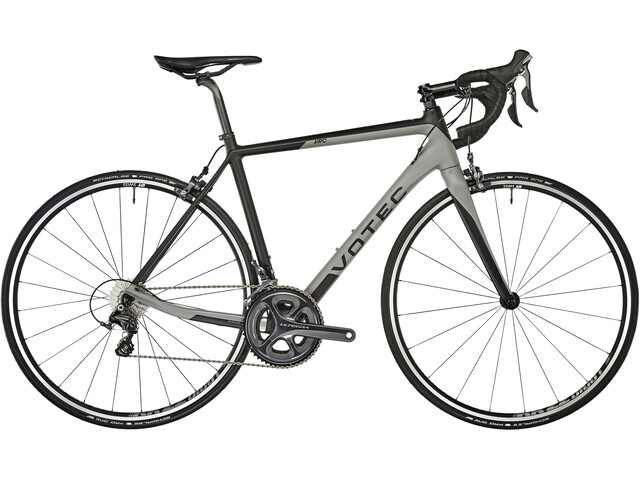 VOTEC VRC Pro Carbon Road, black-grey
